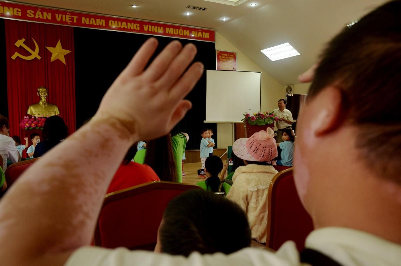 """Cuộc sống của những """"em bé da cam"""" ở Làng Hữu nghị Việt Nam - Hình 14"""