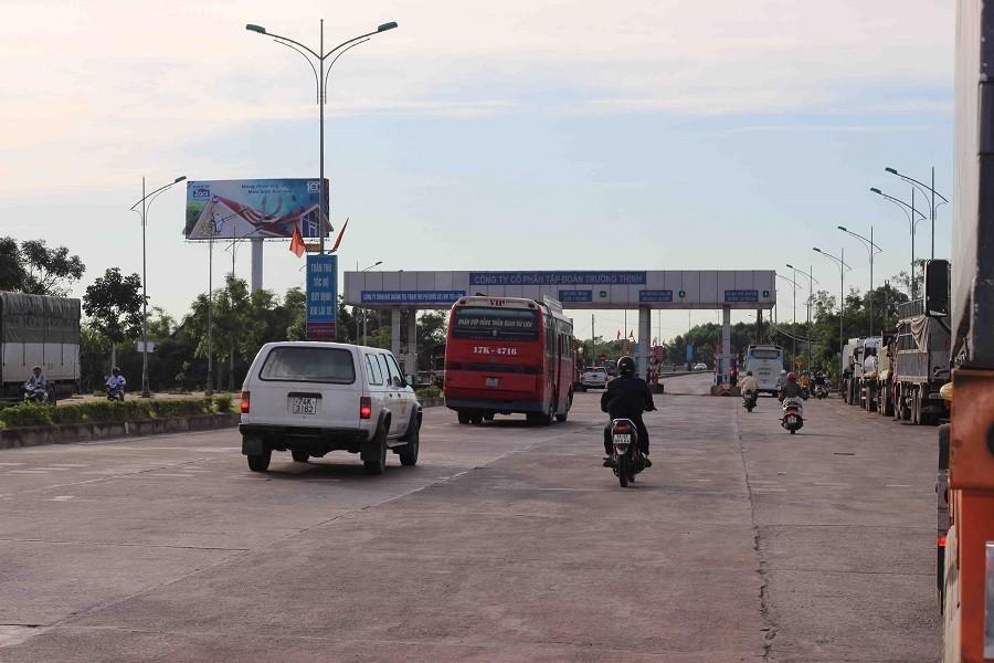 Chính trị - Xã hội - Quảng Trị: Người dân háo hức với đề xuất giảm phí qua trạm BOT