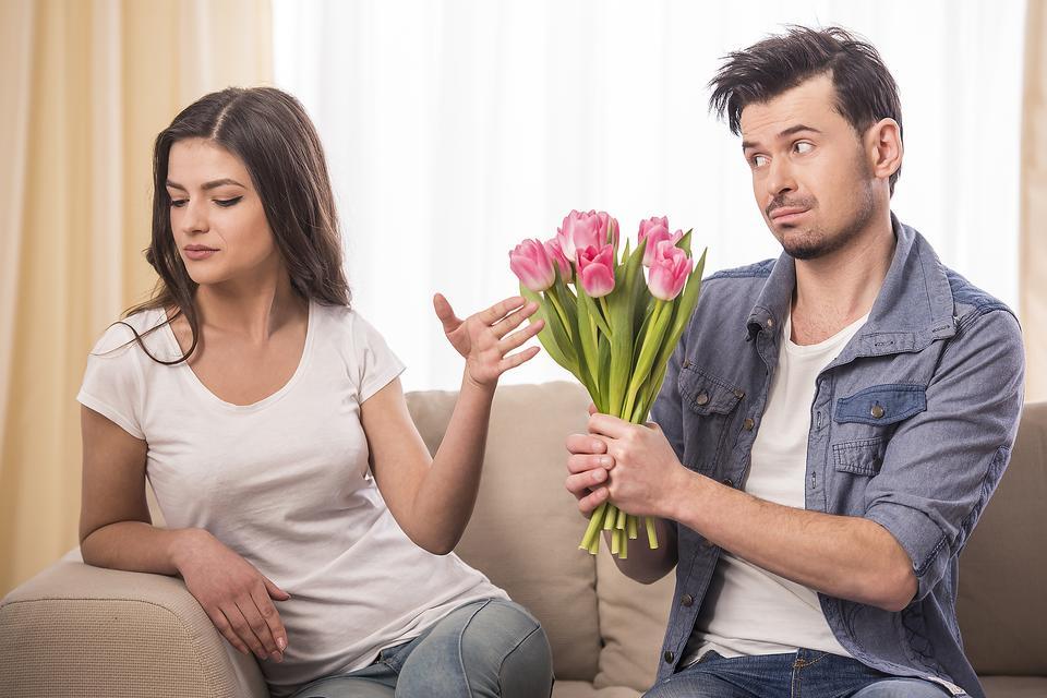Gia đình - Phụ nữ dễ giận dỗi