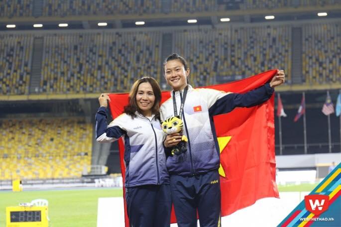 """Thể thao - """"Nữ hoàng tốc độ"""" Tú Chinh chuẩn bị cho Asian Cup Indoor Games (Hình 3)."""