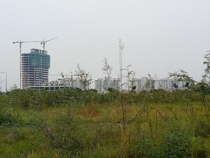 Bất động sản - Đổi đất vàng để xây cầu Thủ Thiêm 4: Nên tách bạch bán đất với xây cầu