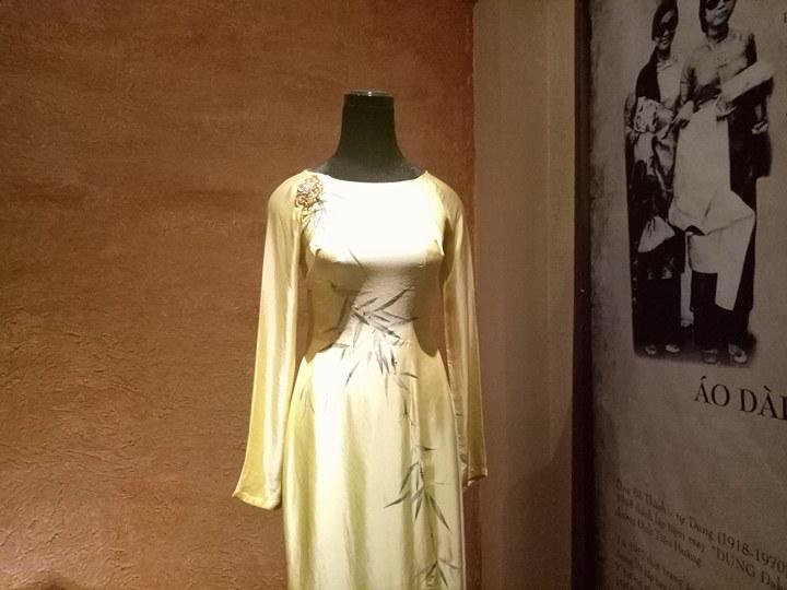 Bảo tàng Áo dài Việt Nam: Không gian xưa giữa TP.HCM - Hình 10