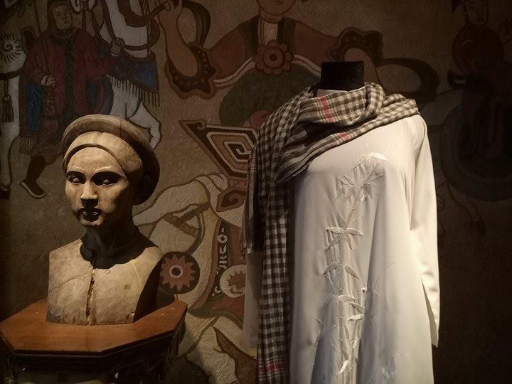 Bảo tàng Áo dài Việt Nam: Không gian xưa giữa TP.HCM - Hình 16