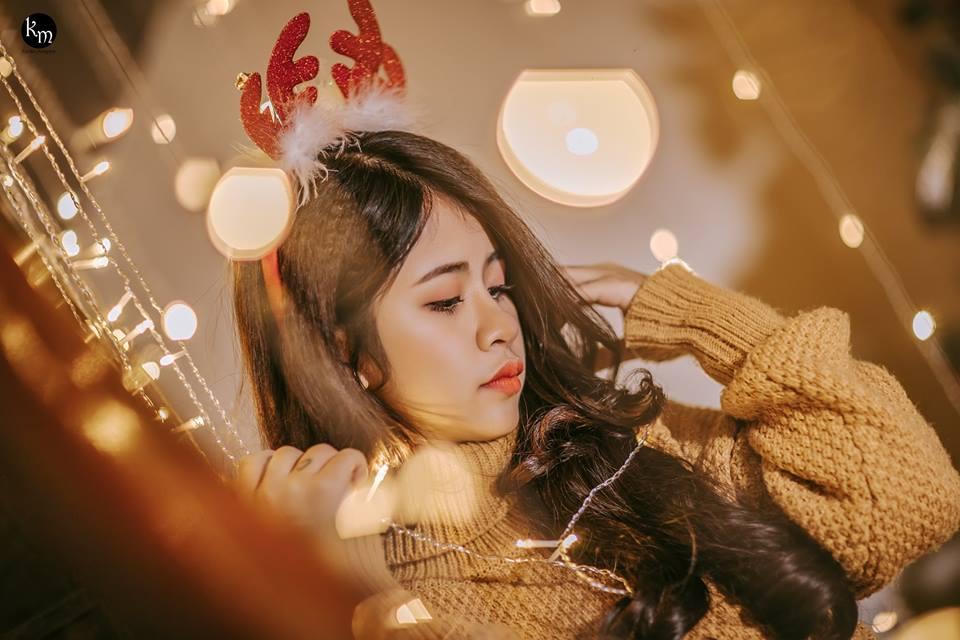 Thiếu nữ 18 tuổi gây thương nhớ vì cực xinh trong bộ ảnh chào Noel - Hình 11