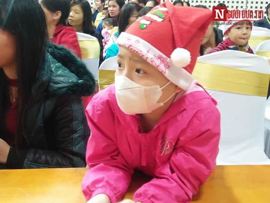 Gia đình - Xúc động Noel ấm áp của những bệnh nhi đang chiến đấu với bệnh tật (Hình 5).