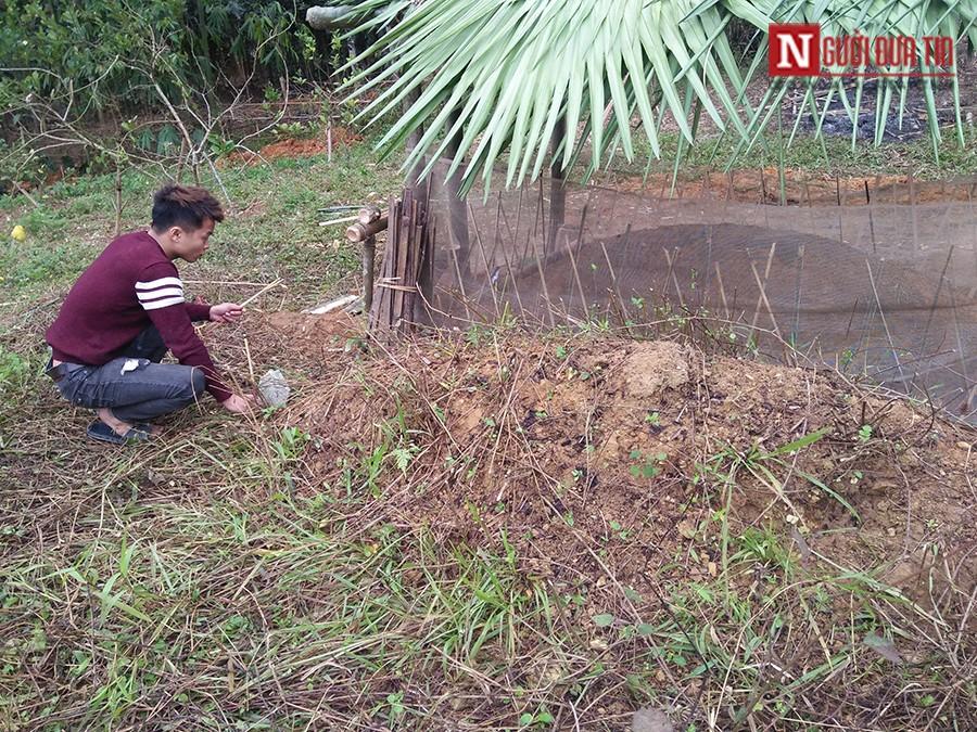 Độc đáo phong tục tạ mộ cuối năm của người Tày vùng Tây Bắc