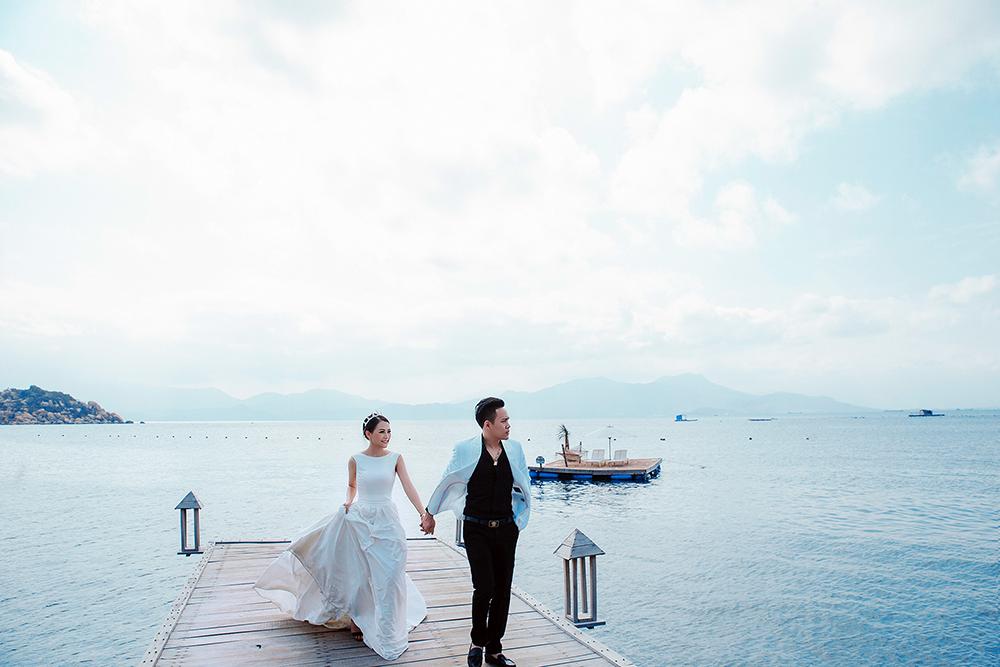 Ảnh cưới tuyệt đẹp của cặp đôi 9X bay từ Nga về Việt Nam thực hiện - Hình 8