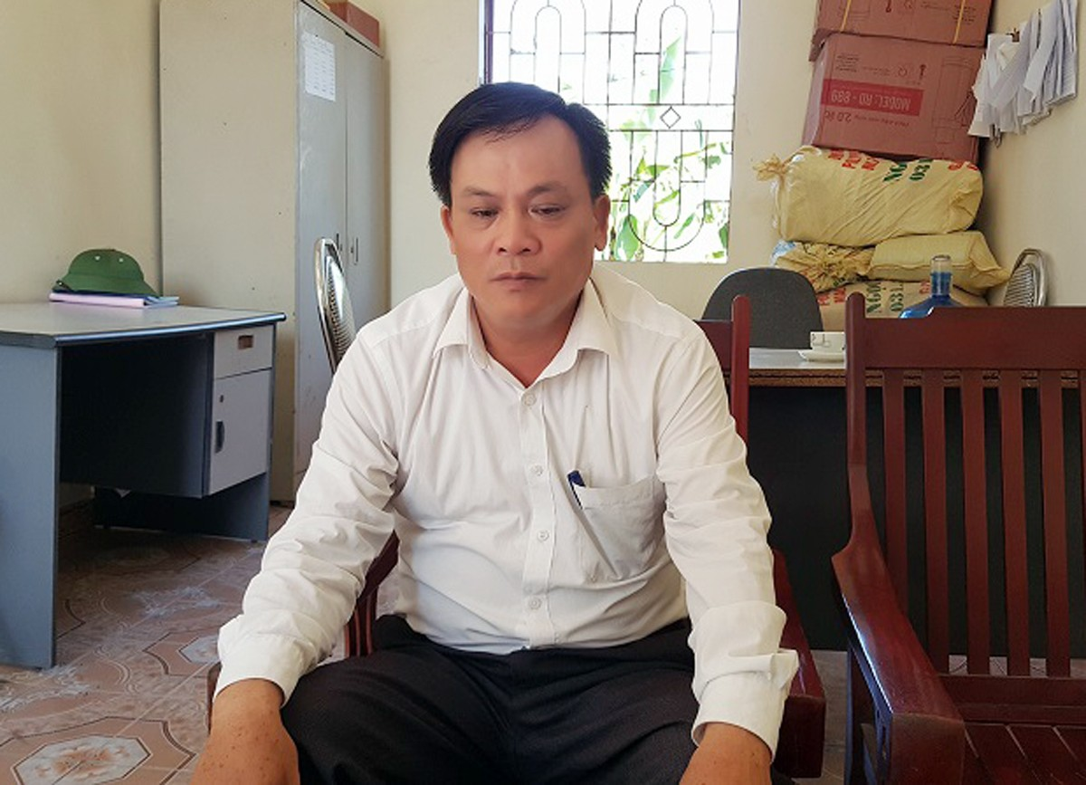 Chủ tịch xã bị tung ảnh khỏa thân ở Hải Phòng: Công an chưa triệu tập người tung tin
