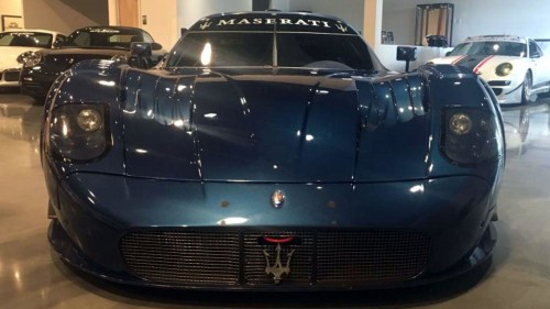 Ô tô-Xe máy - Siêu xe hàng hiếm Maserati MC12 rao bán hơn 62,1 tỷ đồng (Hình 8).