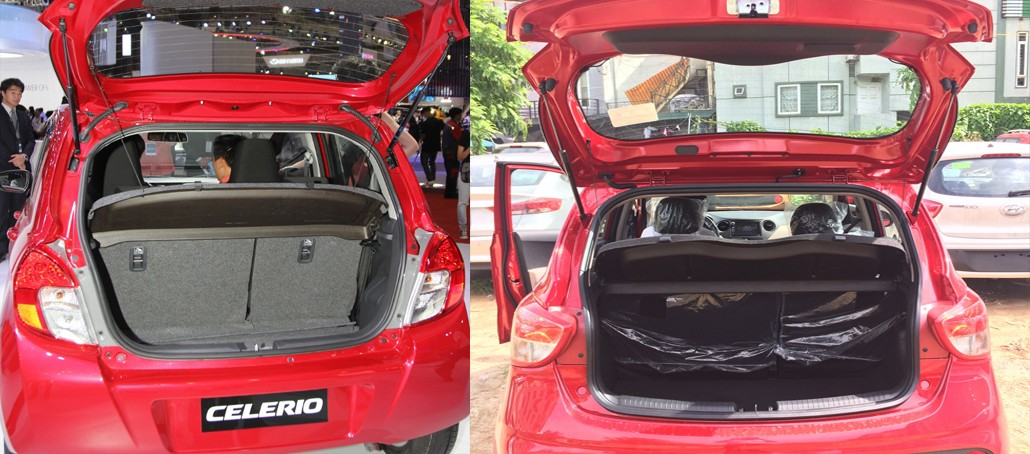 Xe++ - Suzuki Celerio và Hyundai Grand i10: 'Mèo nào cắn mỉu nào?' (Hình 8).