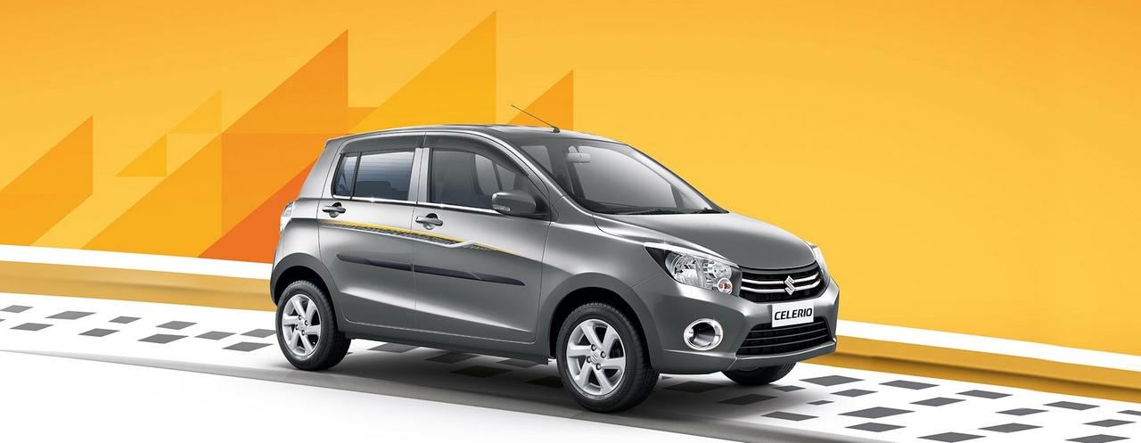 Xe++ - Suzuki ra mắt phiên bản đặc biệt Celerio Limited Edition (Hình 4).