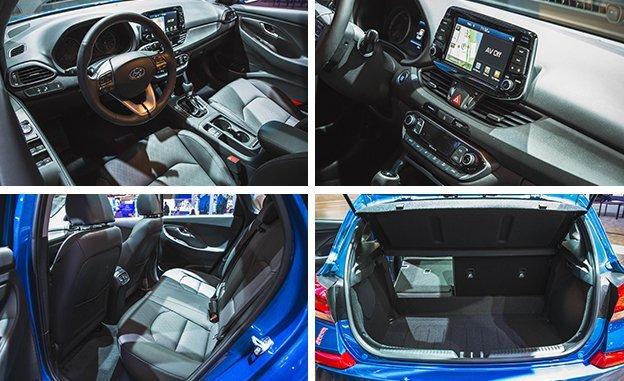 Xe++ - Hyundai Elantra GT 2018 chốt giá bán từ 465,4 triệu đồng (Hình 6).
