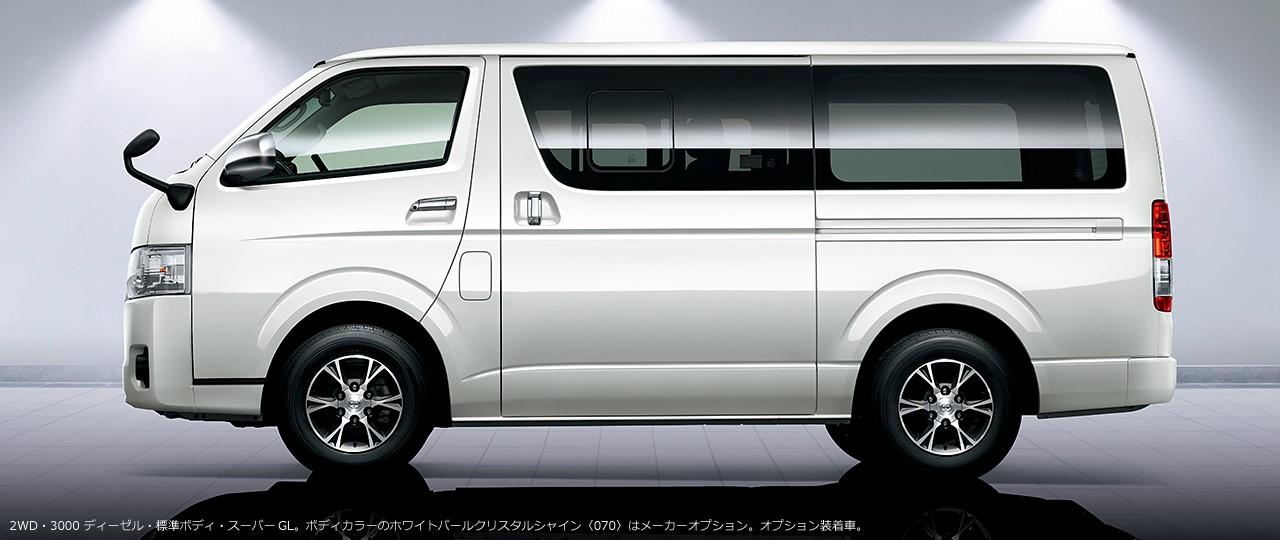 Xe++ - Toyota lên đời cho Hiace, ra mắt vào cuối năm (Hình 4).