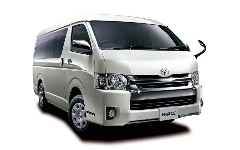 Xe++ - Toyota lên đời cho Hiace, ra mắt vào cuối năm (Hình 3).