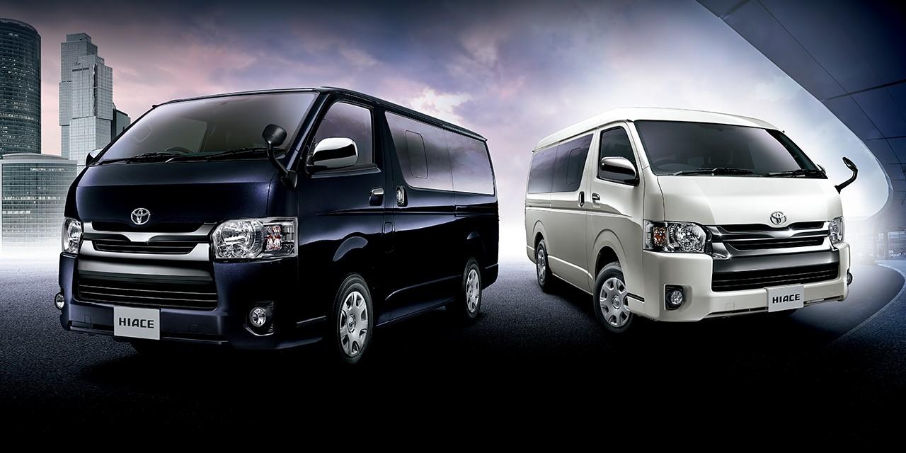 Xe++ - Toyota lên đời cho Hiace, ra mắt vào cuối năm (Hình 7).