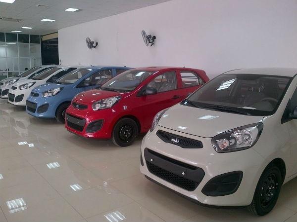 Xe++ - Đua nhau giảm giá, thị trường ô tô tháng 7 tiếp tục lao dốc