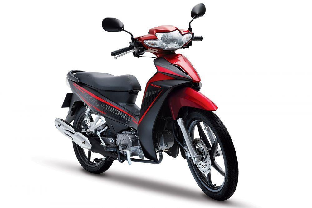 Xe++ - 5 mẫu xe máy 'Tốt, Bền, Rẻ, Đẹp' dành cho tân sinh viên (Hình 2).