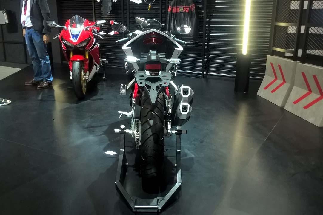 Xe++ - Honda CBR250RR phiên bản đặc biệt có gì độc đáo? (Hình 5).