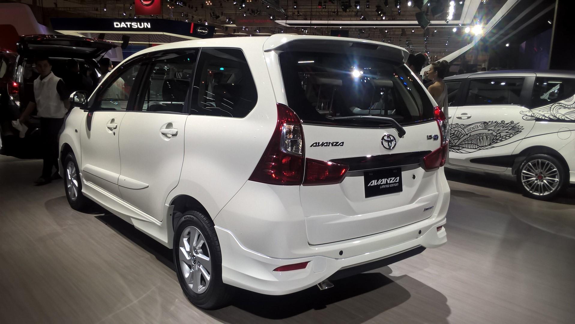 Xe++ - Toyota Avanza Limited Edition 'mượn' động cơ từ Vios (Hình 5).