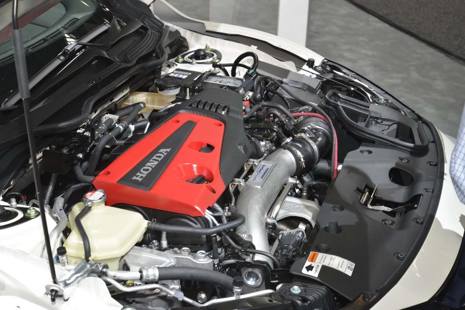 Xe++ - Honda Civic Type R 2018 tại Indonesia đắt gấp đôi giá bán thị trường Mỹ (Hình 9).