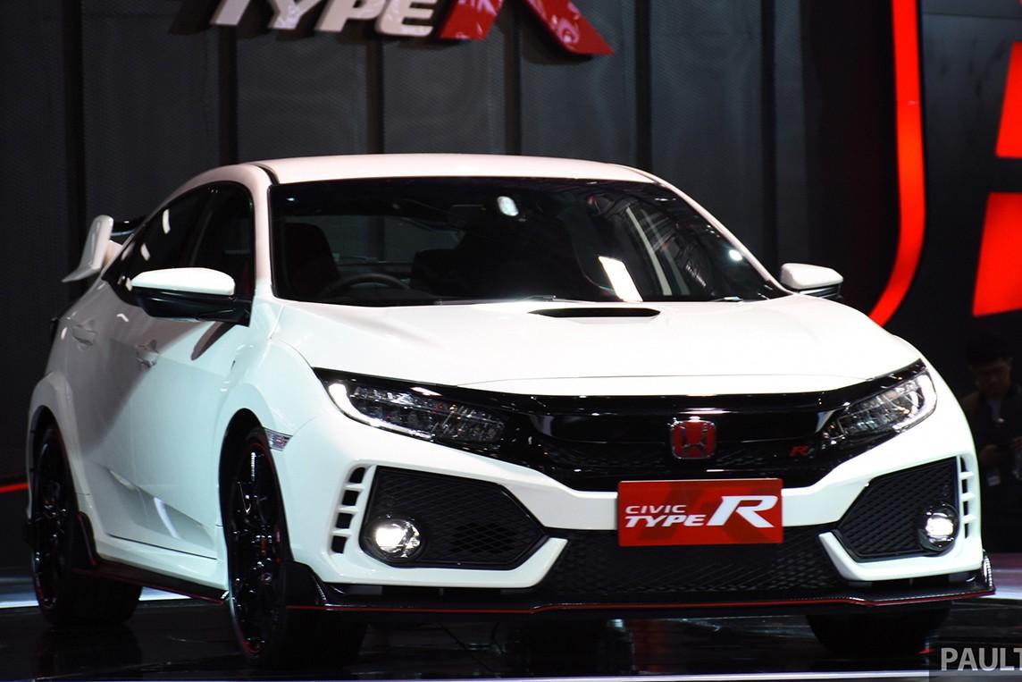 Xe++ - Honda Civic Type R 2018 tại Indonesia đắt gấp đôi giá bán thị trường Mỹ (Hình 4).