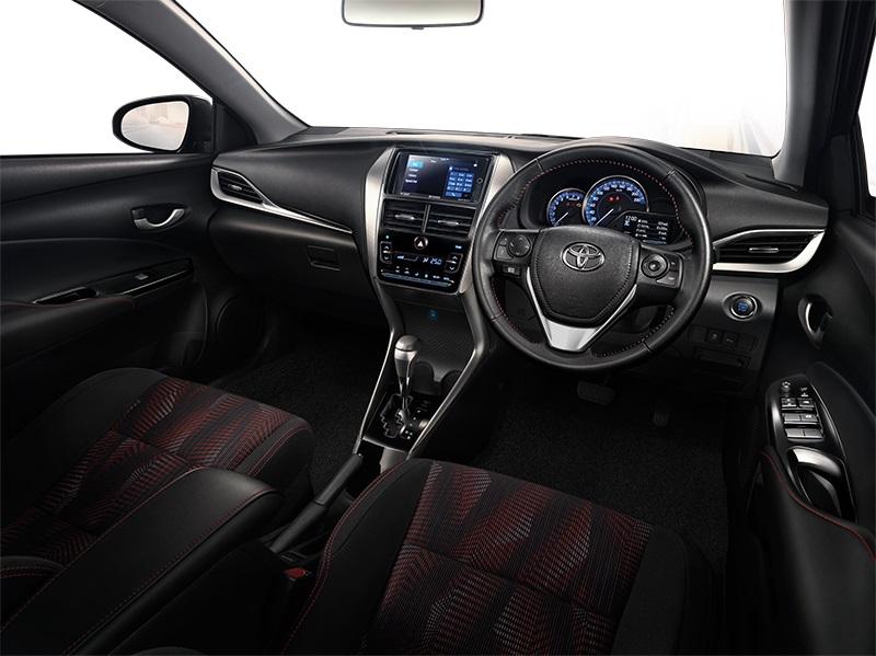 Xe++ - Toyota Yaris Ativ ra mắt tại Thái Lan, giá rẻ hơn cả Vios (Hình 9).