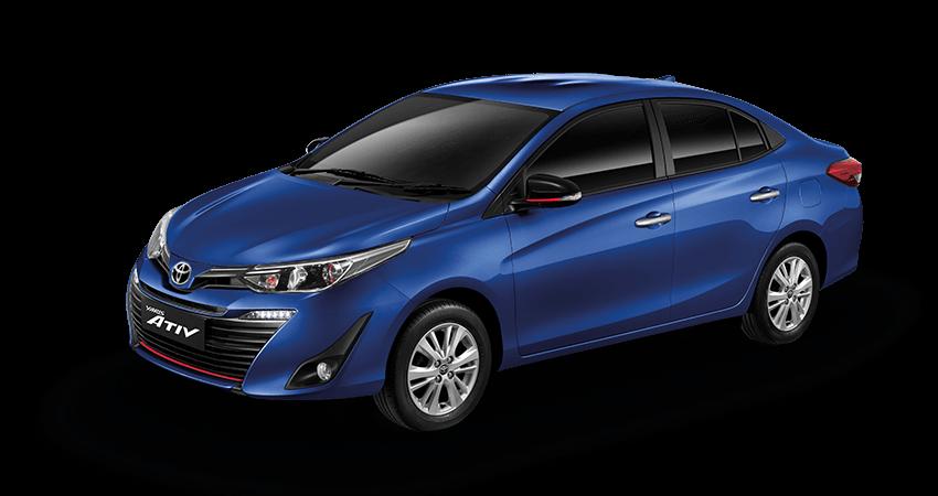 Xe++ - Toyota Yaris Ativ ra mắt tại Thái Lan, giá rẻ hơn cả Vios (Hình 7).