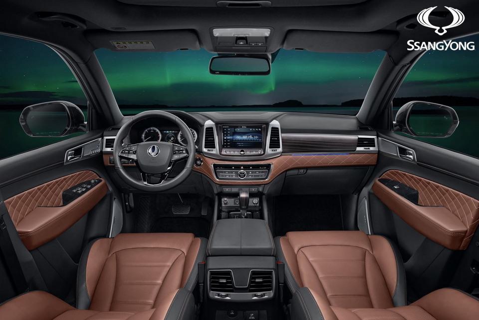 Xe++ - SsangYong Rexton 2018 giá từ 803 triệu đồng, cạnh tranh Hyundai SantaFe (Hình 3).