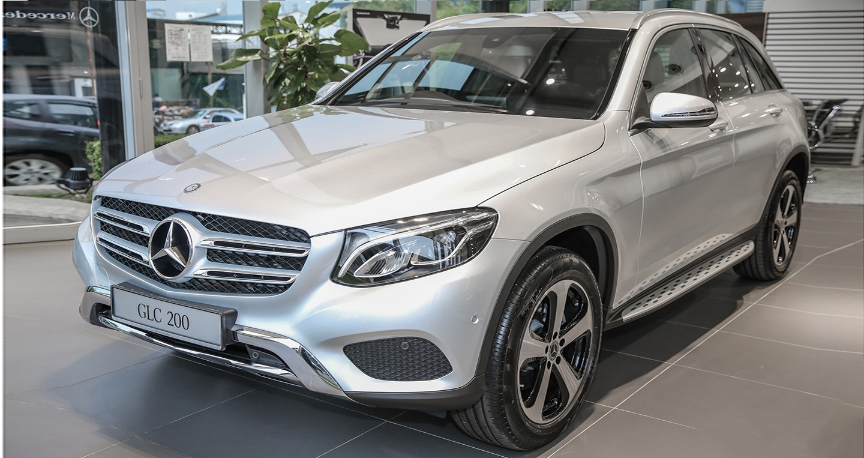 Xe++ - Mercedes-Benz GLC 200 lắp ráp tại Malaysia chốt giá 1,53 tỷ đồng (Hình 5).