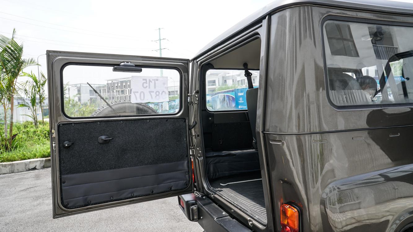 Xe++ - Điều đặc biệt của UAZ Hunter diesel vừa 'cập bến' thị trường Việt Nam (Hình 4).