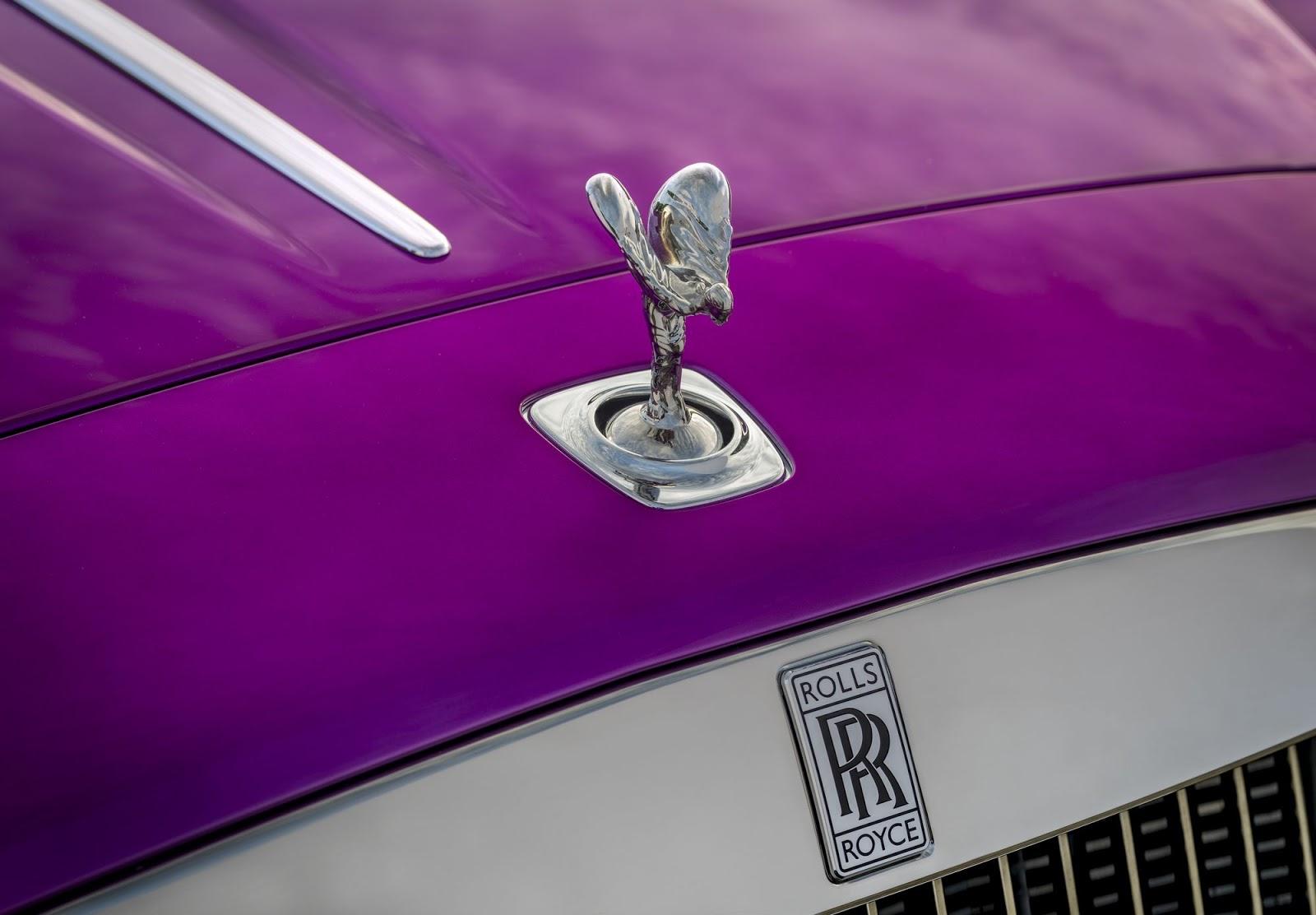 Xe++ - Mãn nhãn với chiếc Rolls-Royce Dawn 'lòe loẹt' nhất thế giới (Hình 10).