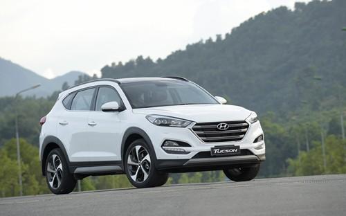Xe++ - Hyundai Tucson 2017 ra mắt, quyết ăn thua Mazda CX-5 bằng giá bán