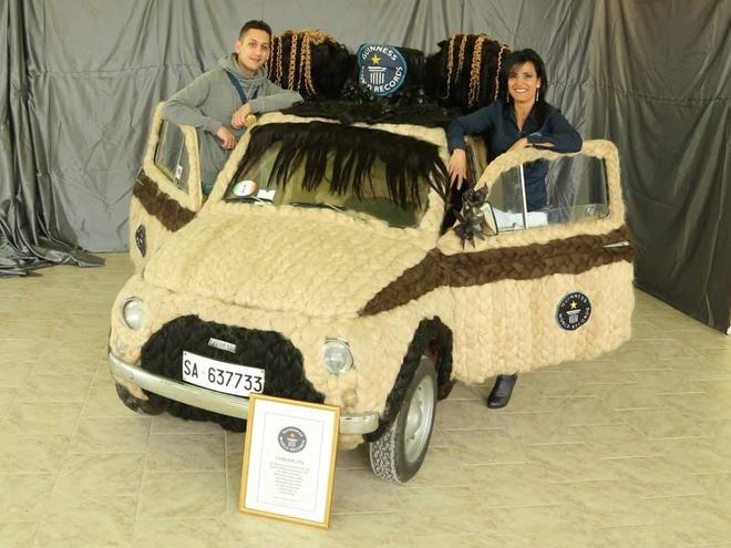 Xe++ - Những kỷ lục Guinness về xe hơi 'lạ kỳ' nhất