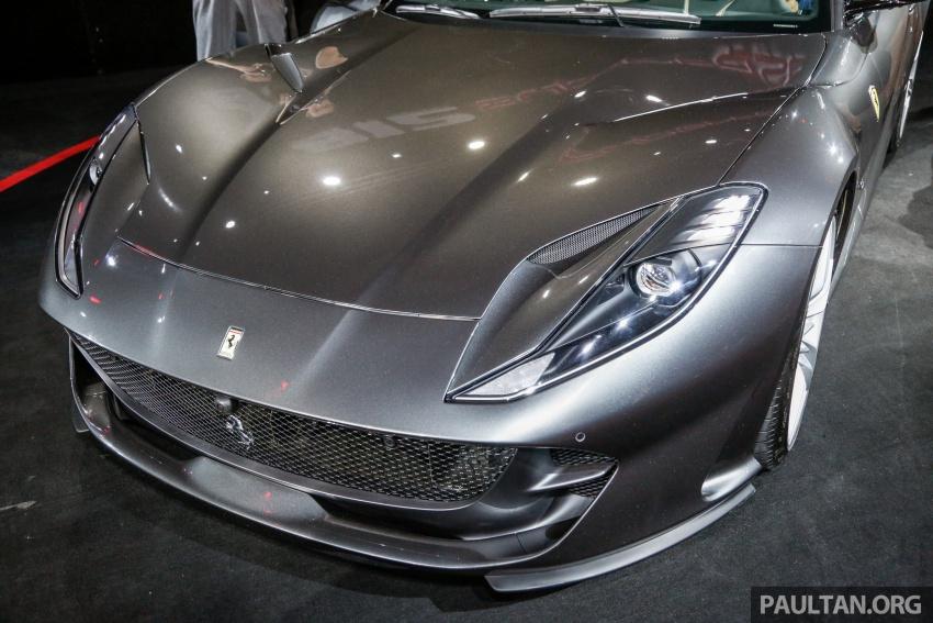 """Xe++ - """"Siêu ngựa"""" Ferrari 812 Superfast tới Malaysia, giá hơn 8 tỷ đồng  (Hình 5)."""