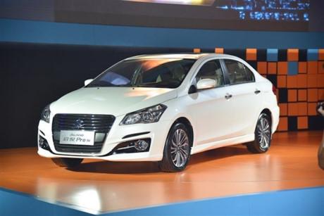 Xe++ - Suzuki Ciaz - mẫu xe ế nhất Việt Nam ra phiên bản mới