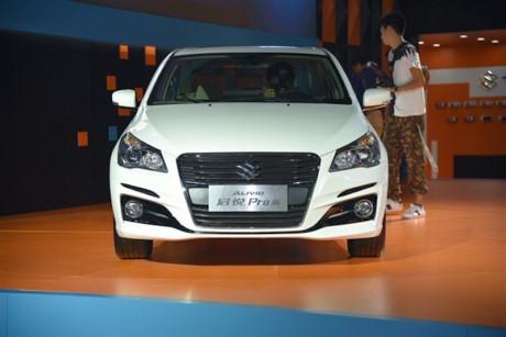 Xe++ - Suzuki Ciaz - mẫu xe ế nhất Việt Nam ra phiên bản mới (Hình 5).