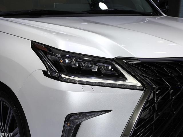 Xe++ - Lexus LX570 Superior phiên bản châu Á đắt gần gấp đôi so với châu Âu (Hình 5).