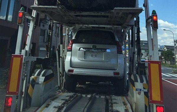 Xe++ - Toyota Land Cruiser Prado 2018 sẵn sàng tới tay khách hàng (Hình 5).