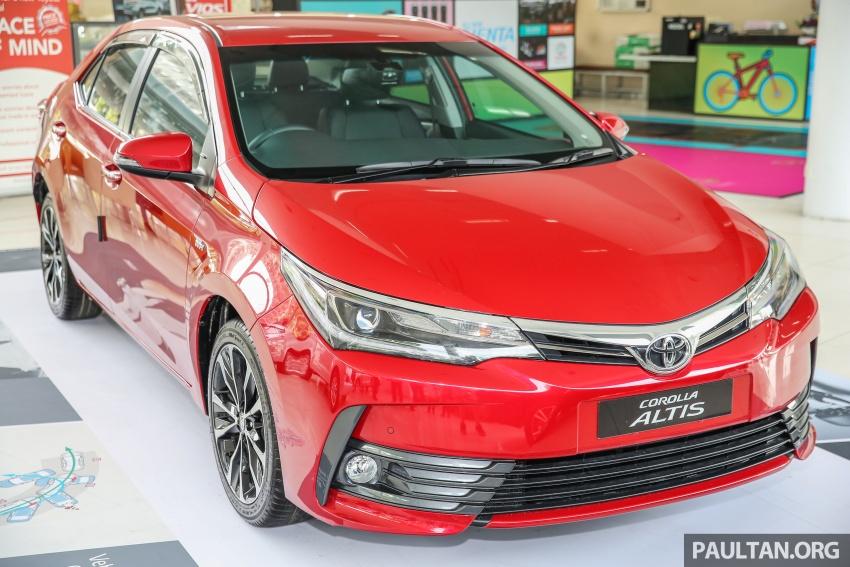 Xe++ - Toyota Corolla Altis 2017 chốt giá bán từ 638 triệu đồng tại Malaysia (Hình 2).