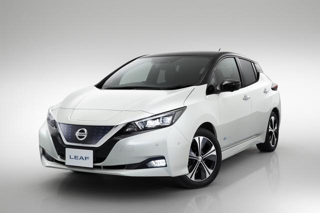 Xe++ - Xe điện Nissan Leaf 2018 đối thủ Tesla Model 3 được trang bị những gì? (Hình 5).