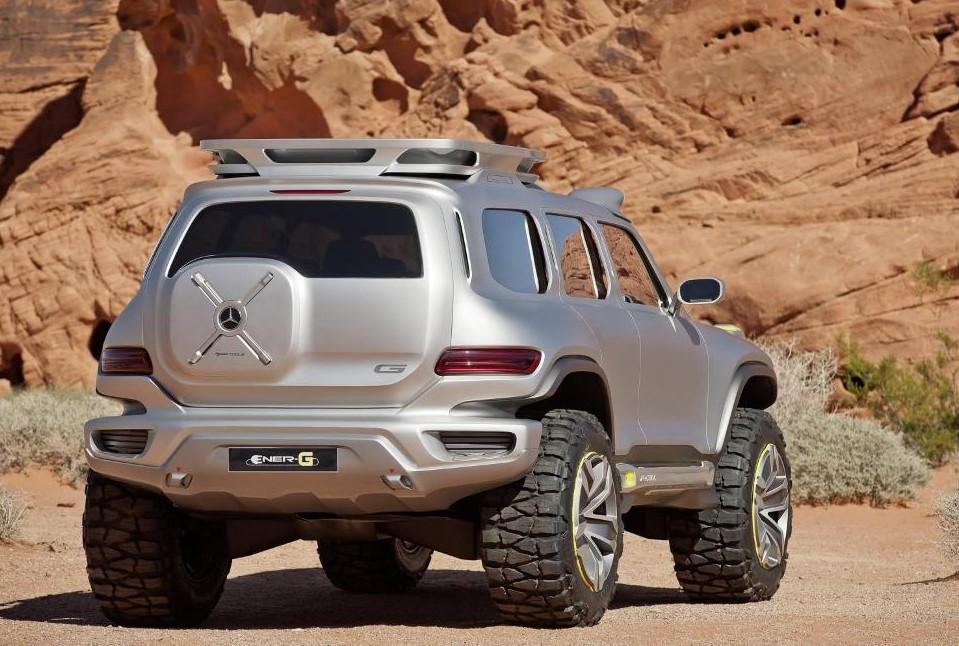 Xe++ - Mercedes-Benz GLB sẽ ra mắt vào năm 2019 (Hình 5).