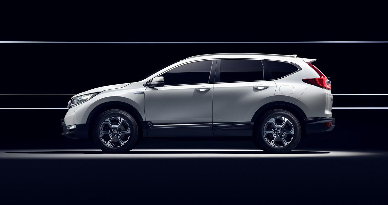 Xe++ - Honda CR-V hybrid 2018 sắp được bán ra tại châu Âu (Hình 4).