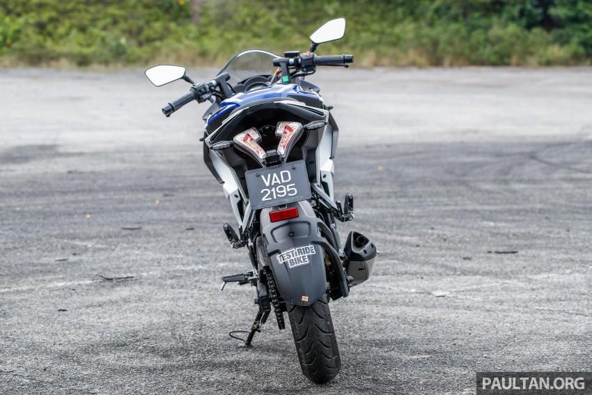 """Xe++ - Modenas Pulsar NS200 2017 """"bản sao"""" hoàn hảo của Yamaha R1 (Hình 6)."""