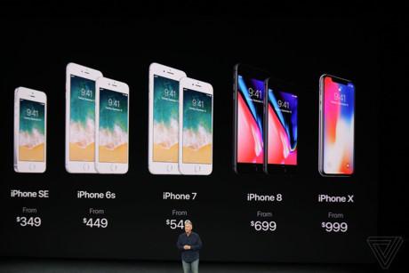 Công nghệ - 5 điểm khác biệt cơ bản của iPhone 8 và iPhone X (Hình 5).