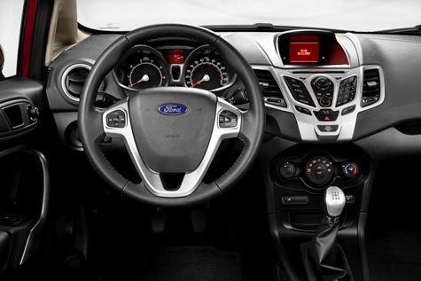 Xe++ - Honda Jazz vs Ford Fiesta: Mèo nào cắn mỉu nào? (Hình 9).