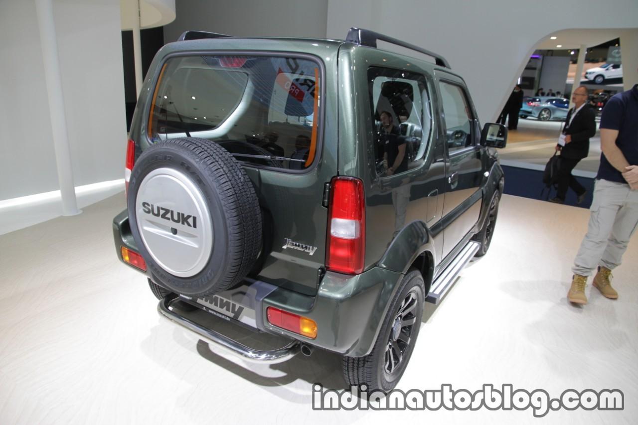 Xe++ - Cận cảnh xe off-road cỡ nhỏ Suzuki Jimny  (Hình 3).