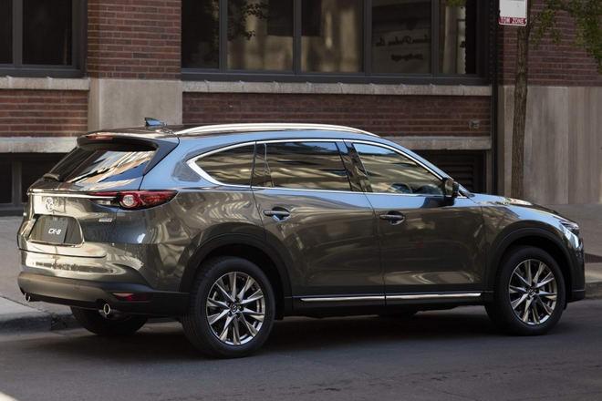 Xe++ - Mazda CX-8 dành riêng thị trường Nhật Bản, chốt giá 660 triệu đồng (Hình 4).