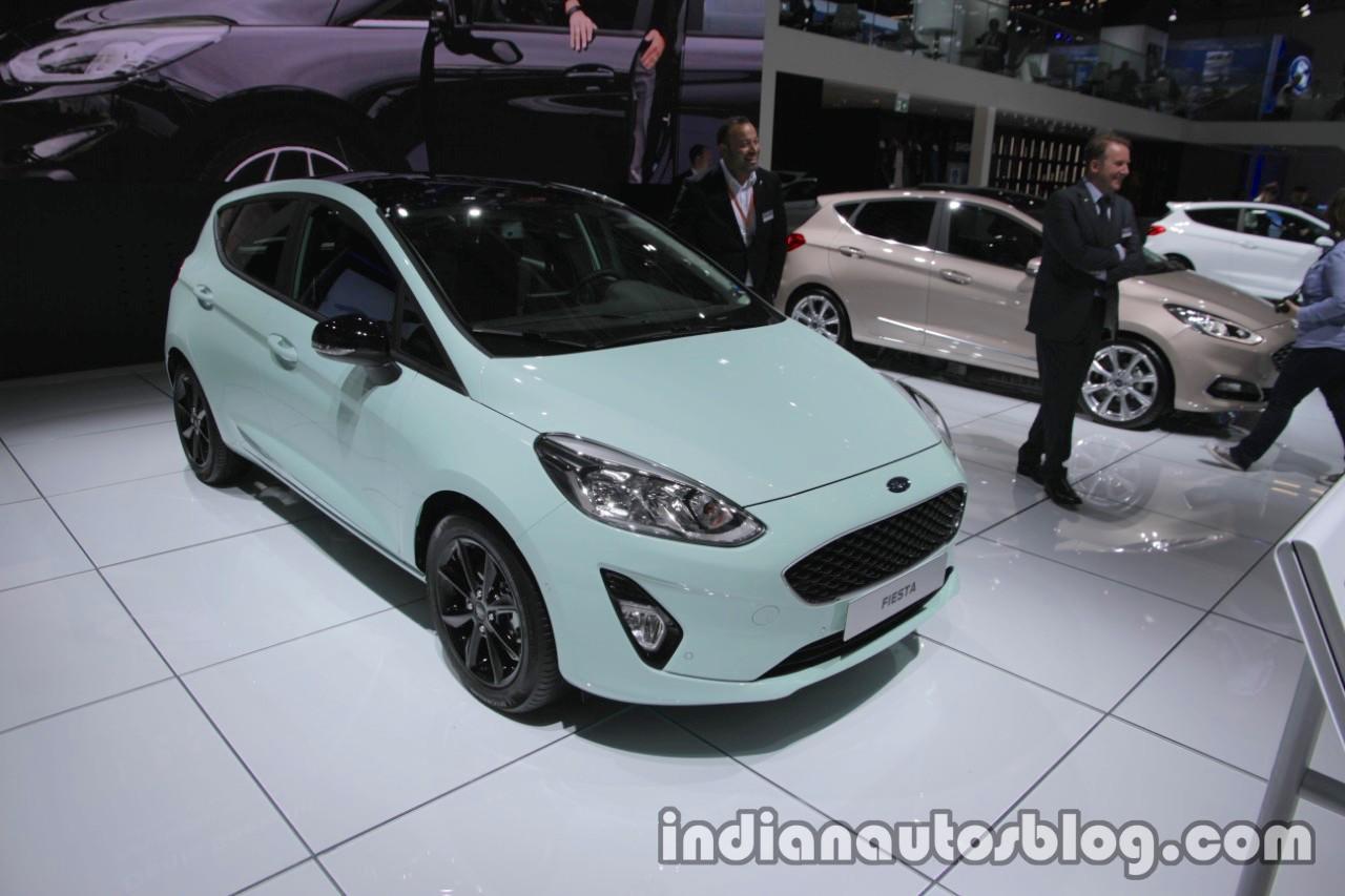 Xe++ - Ford ra mắt bộ đôi SUV cỡ nhỏ Fiesta Titanium và Fiesta Vignale  (Hình 4).