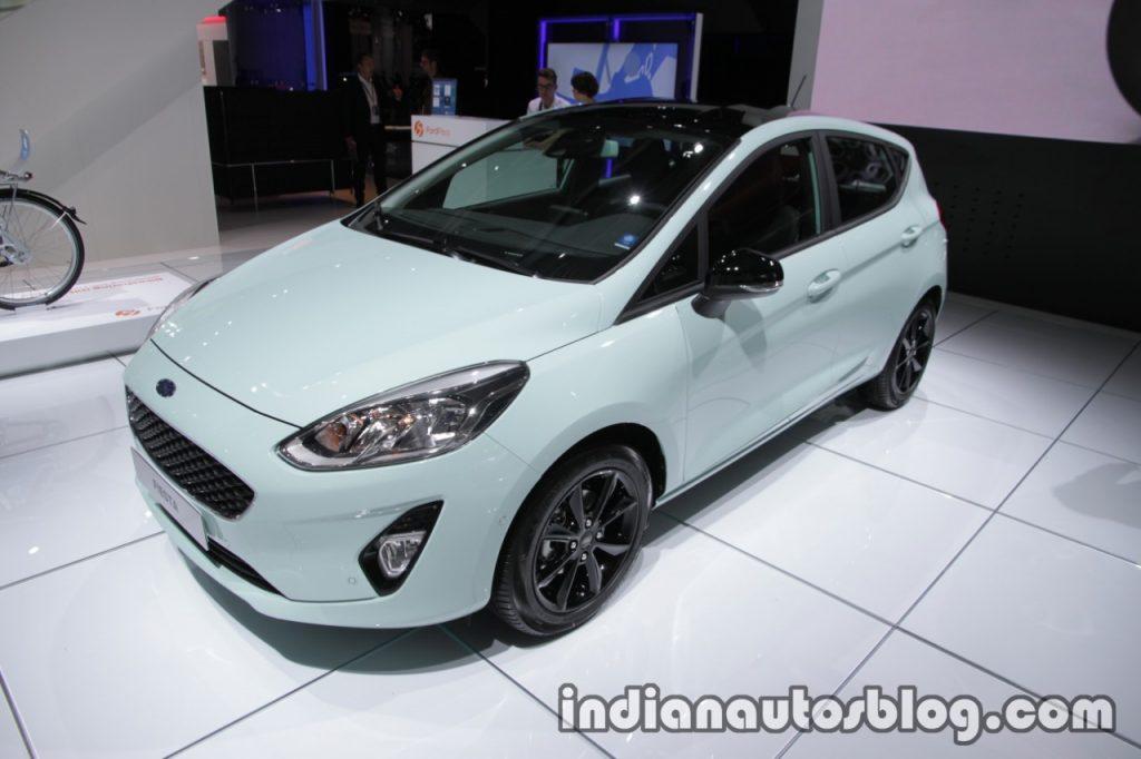 Xe++ - Ford ra mắt bộ đôi SUV cỡ nhỏ Fiesta Titanium và Fiesta Vignale  (Hình 2).