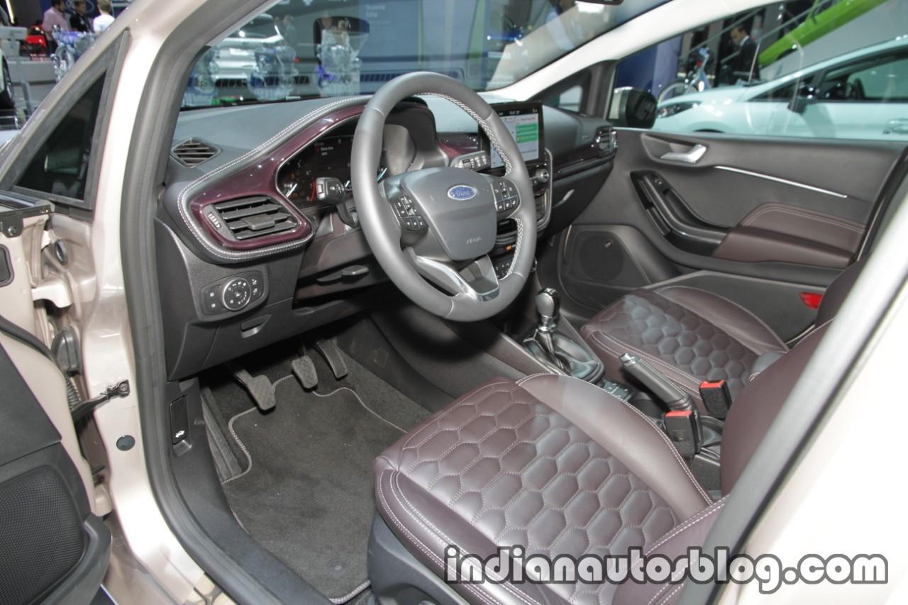 Xe++ - Ford ra mắt bộ đôi SUV cỡ nhỏ Fiesta Titanium và Fiesta Vignale  (Hình 7).
